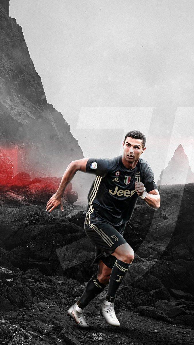 Cr7 Wallpaper Rt/like Is Appreciate - Gambar Ronaldo Juventus Buat Wallpaper Wa , HD Wallpaper & Backgrounds