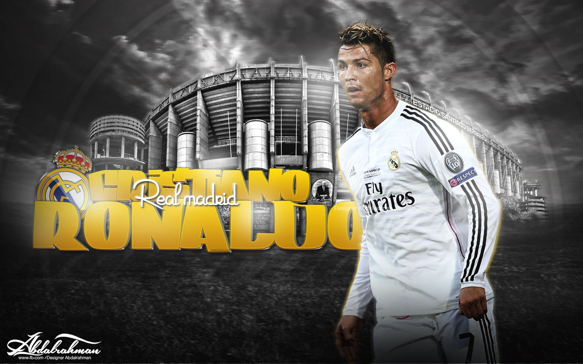 Cr7 Wallpaper By Abdalrahman Cr7 Wallpaper 2015 95717