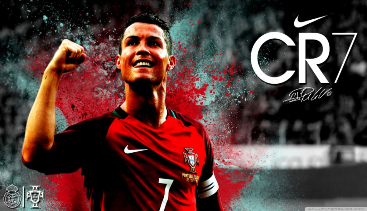 Cristiano Ronaldo 2016 4k Hd Desktop Wallpaper For
