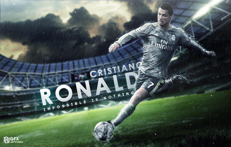 Cristiano Ronaldo Wallpaper Free - Cristiano Ronaldo Images For Desktop , HD Wallpaper & Backgrounds