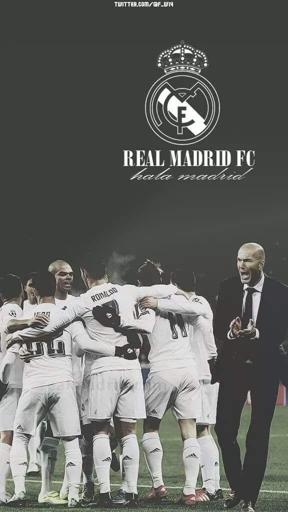 Real Madrid Wallpaper More Real Madrid Team Wallpaper