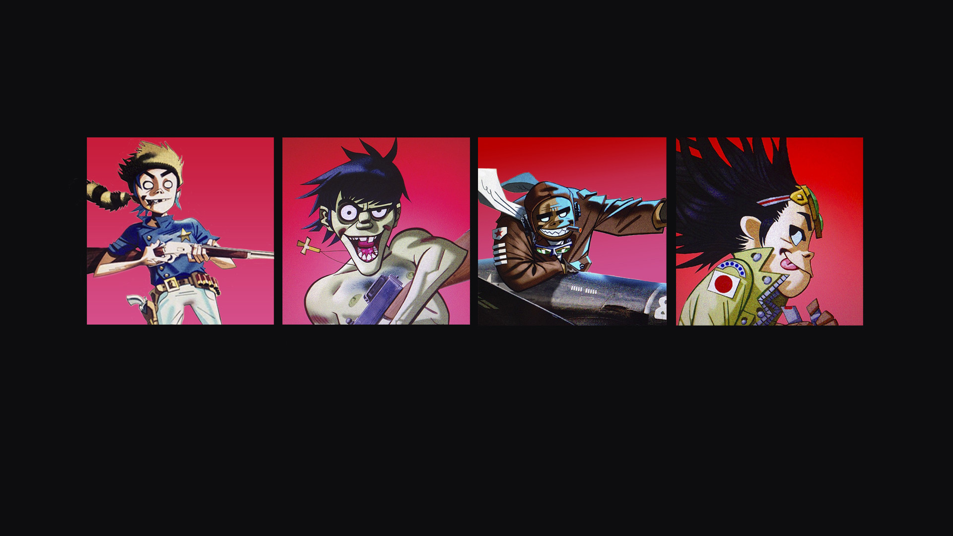 Gorillaz Wallpaper Gorillaz Wallpaper Hd 96645 Hd