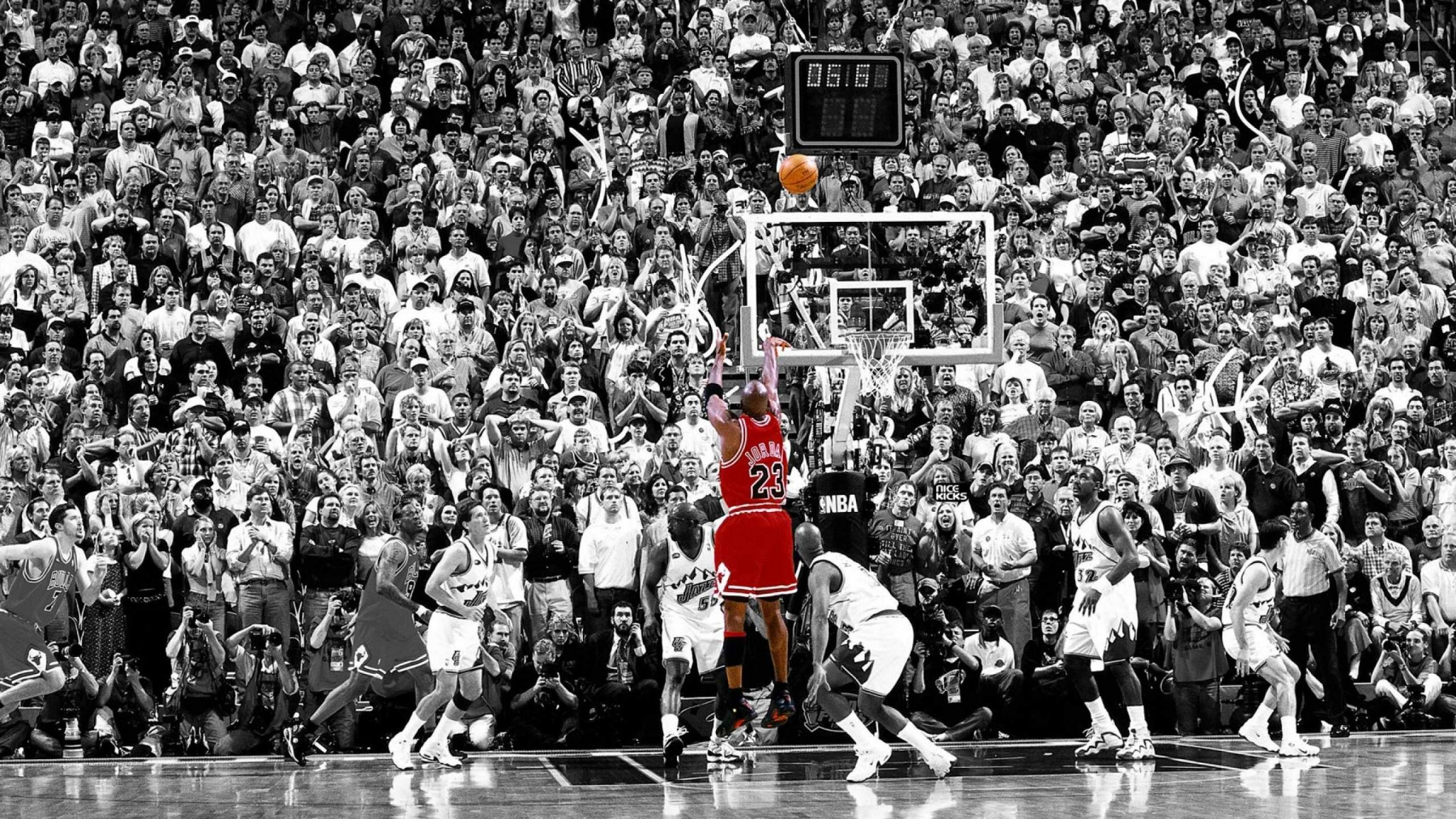 Nba Wallpaper - Michael Jordan Wallpaper 4k , HD Wallpaper & Backgrounds
