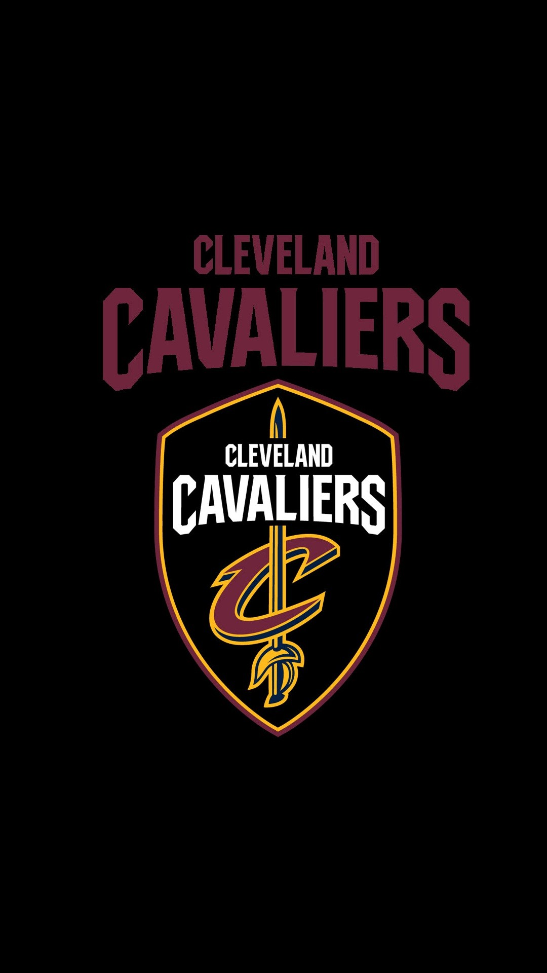 Cleveland Cavaliers Nba Wallpaper Iphone Hd - Cleveland Cavaliers Wallpaper For Iphone 2018 , HD Wallpaper & Backgrounds