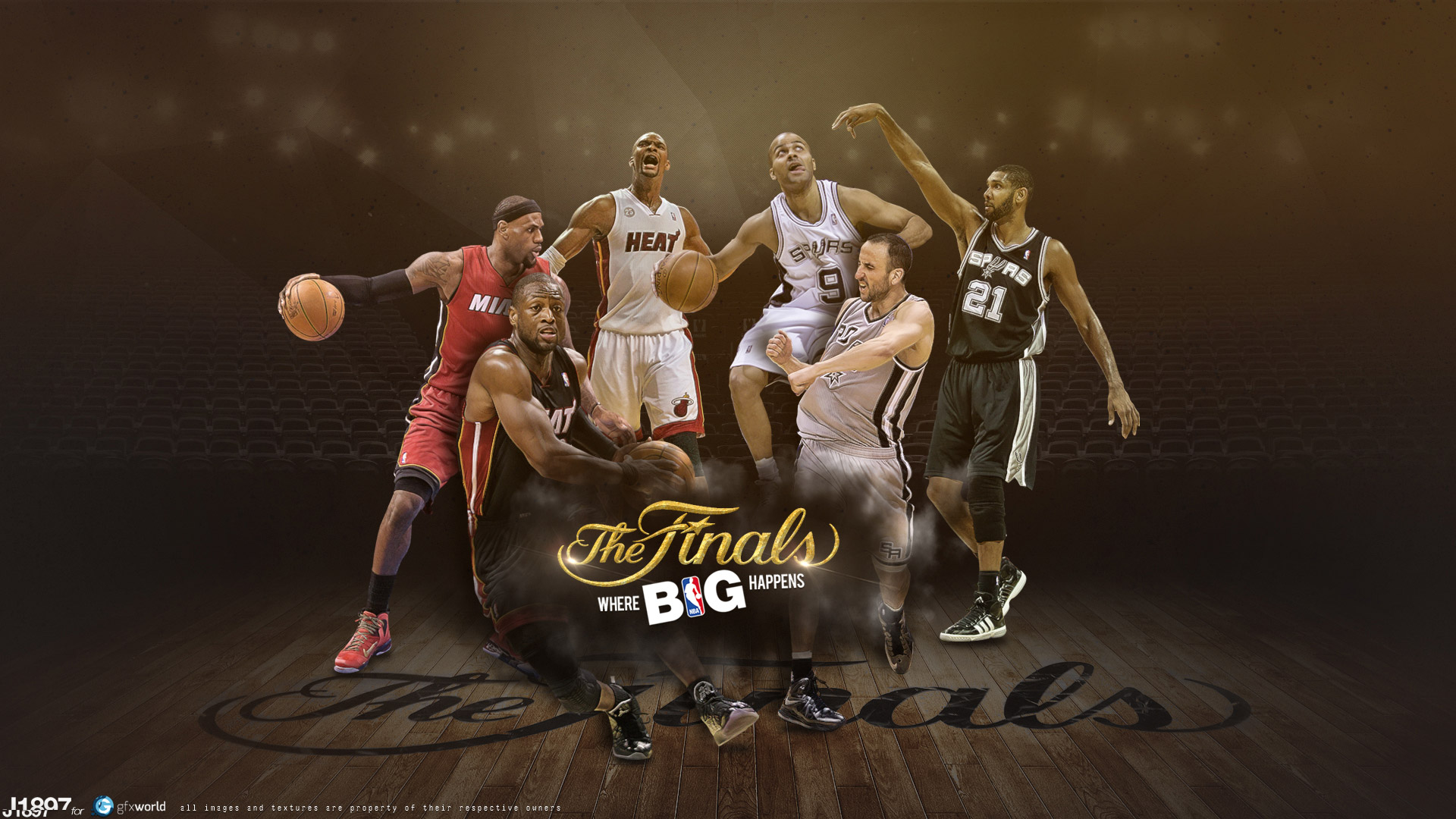 Team Players Nba Wallpaper - Miami Heat Championship 4k , HD Wallpaper & Backgrounds