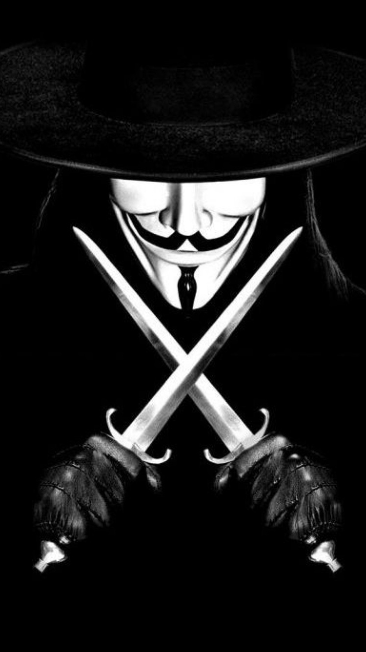 Anonymous Wallpaper Iphone - Did The American Revolution End , HD Wallpaper & Backgrounds
