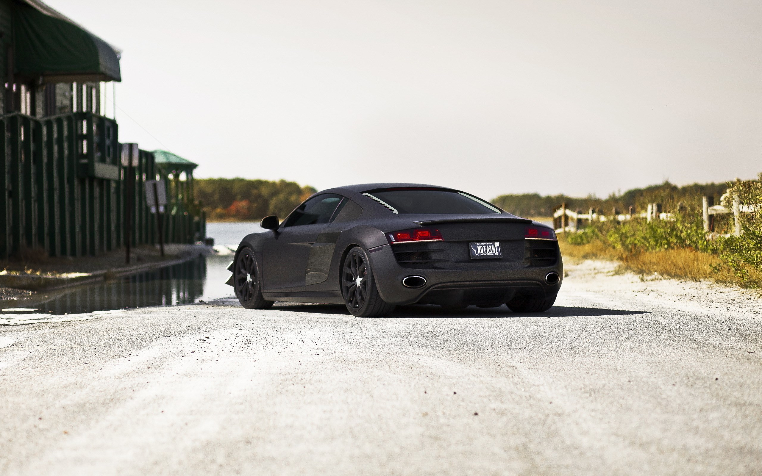 Audi R8 Black Matte Wallpaper Audi R8 Wallpaper Hd Matt