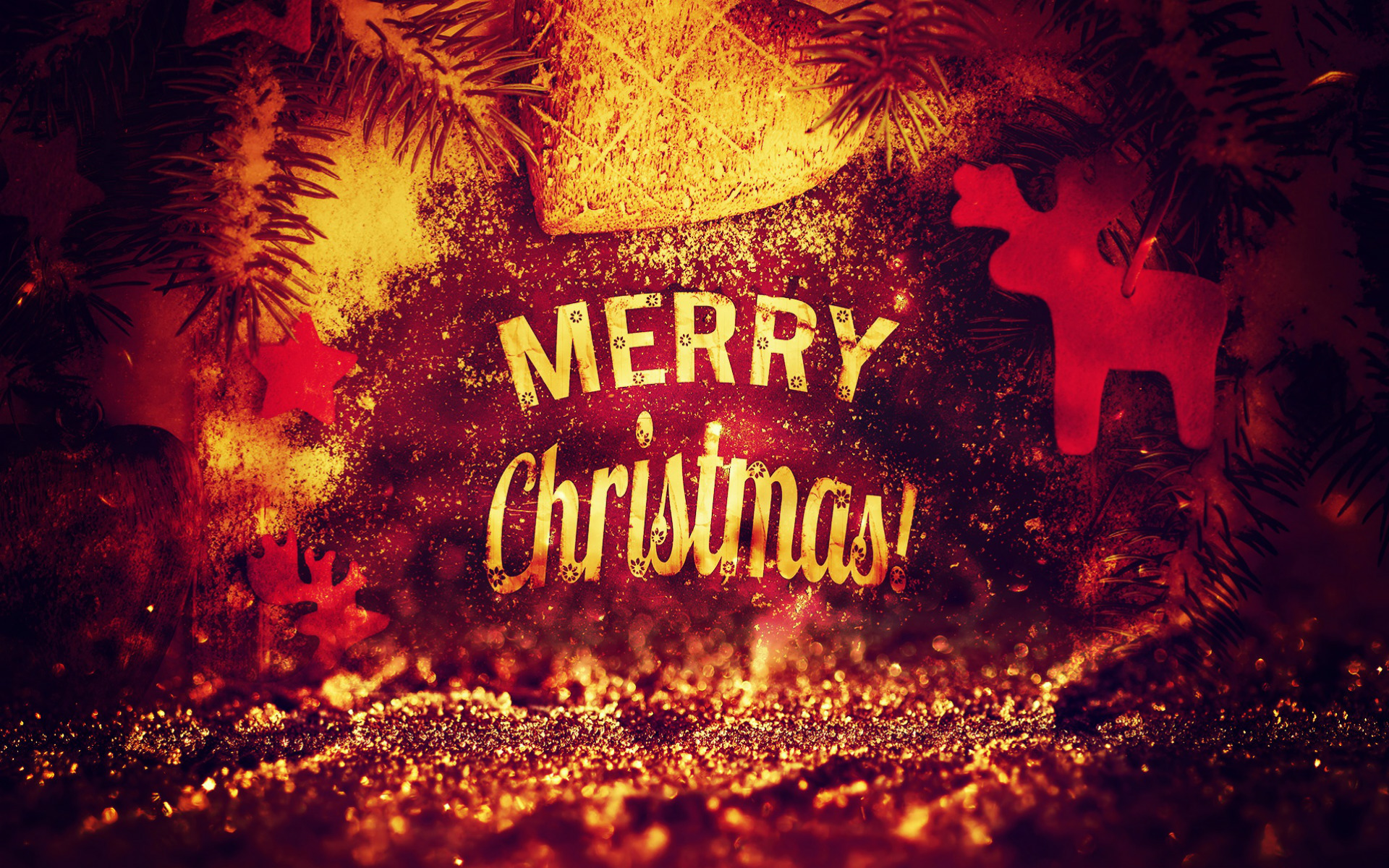 Merry Christmas Wallpapers For Desktop , HD Wallpaper & Backgrounds