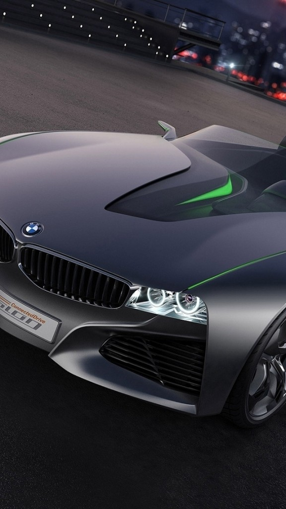 Hd Cars Wallpapers For Iphone - Bmw Vision Connecteddrive Concept , HD Wallpaper & Backgrounds