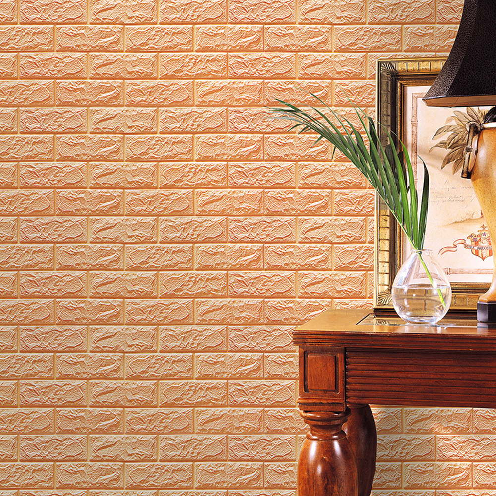 9 99287 pe foam 3d wallpaper diy wall stickers wall