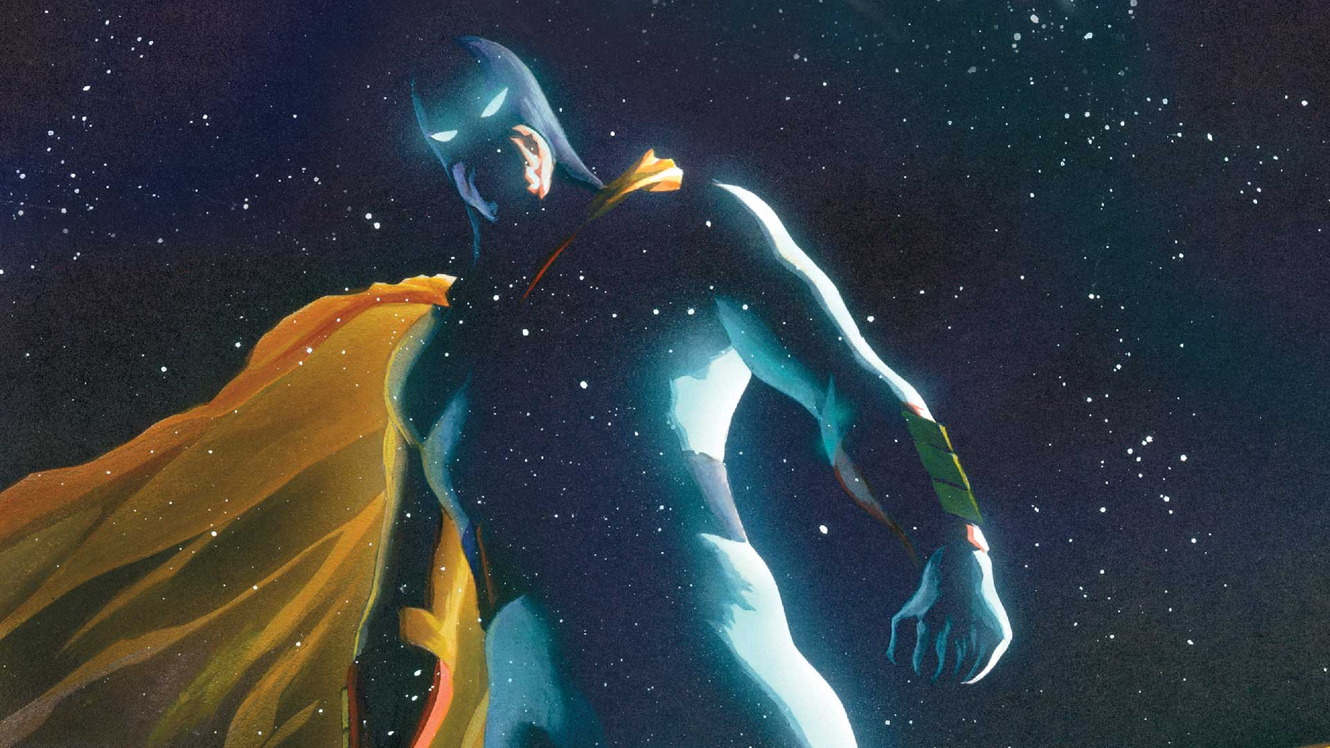 Space Ghost Comic Art , HD Wallpaper & Backgrounds