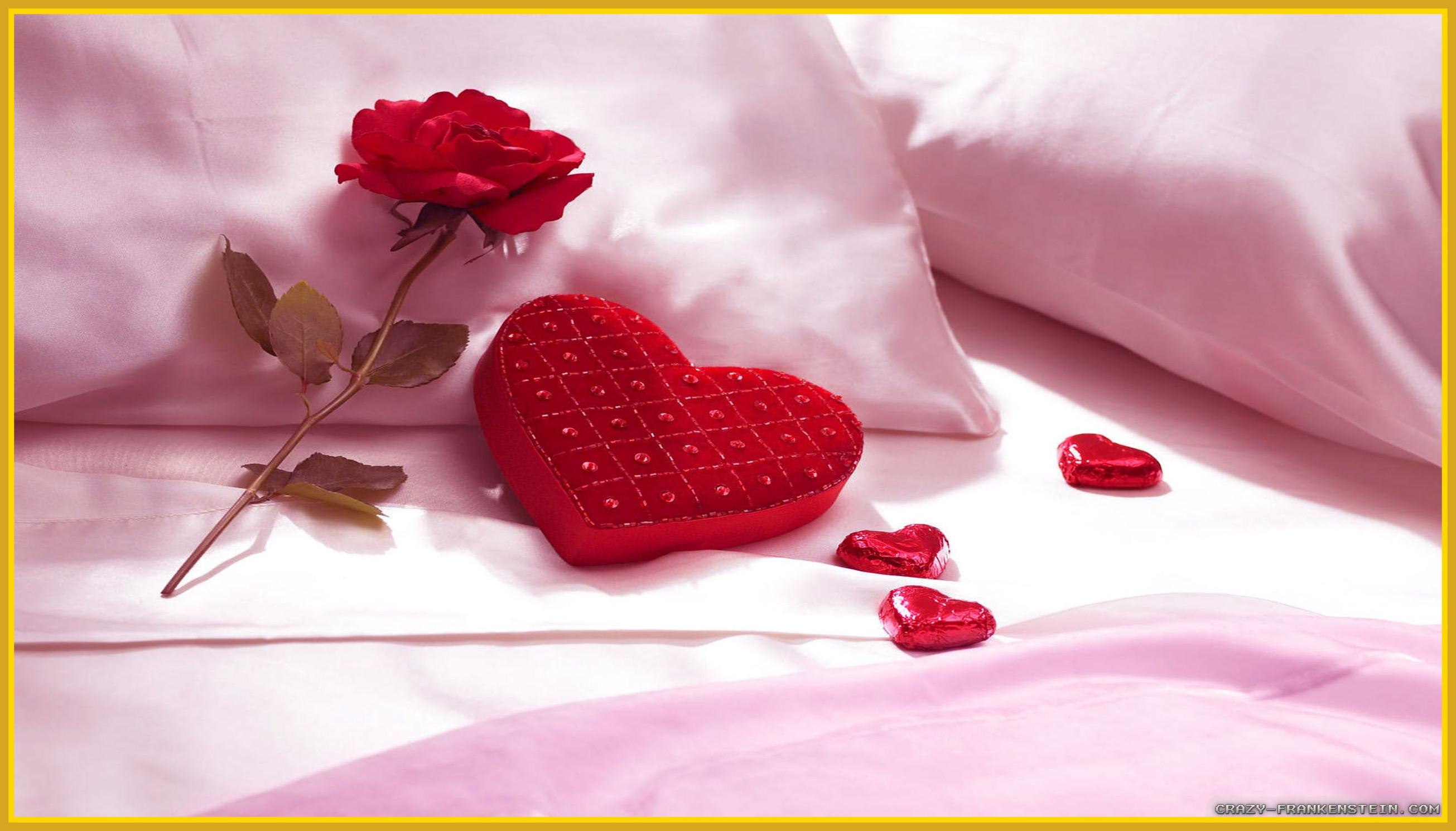 Roses Wallpaper Wallpaper Red Roses Heart Stunning - Love Good Night , HD Wallpaper & Backgrounds