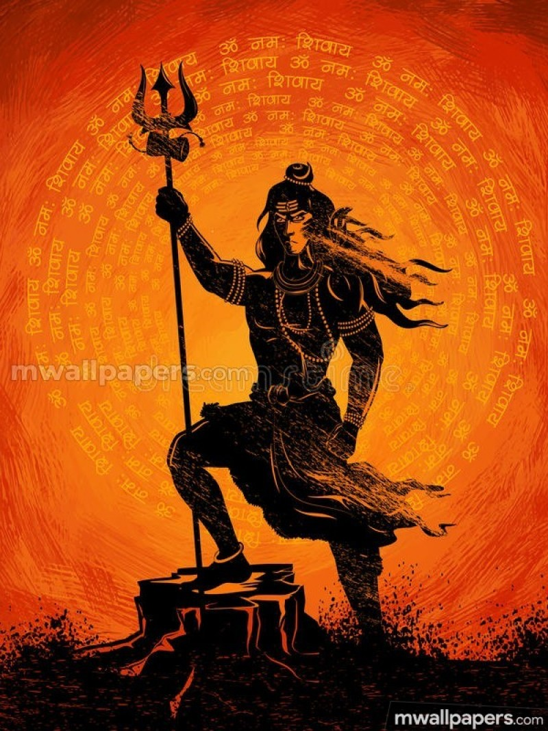You Can Choose Your Mobile Phone Model Using The Menu - Lord Shiva Wallpapers For Mobile , HD Wallpaper & Backgrounds