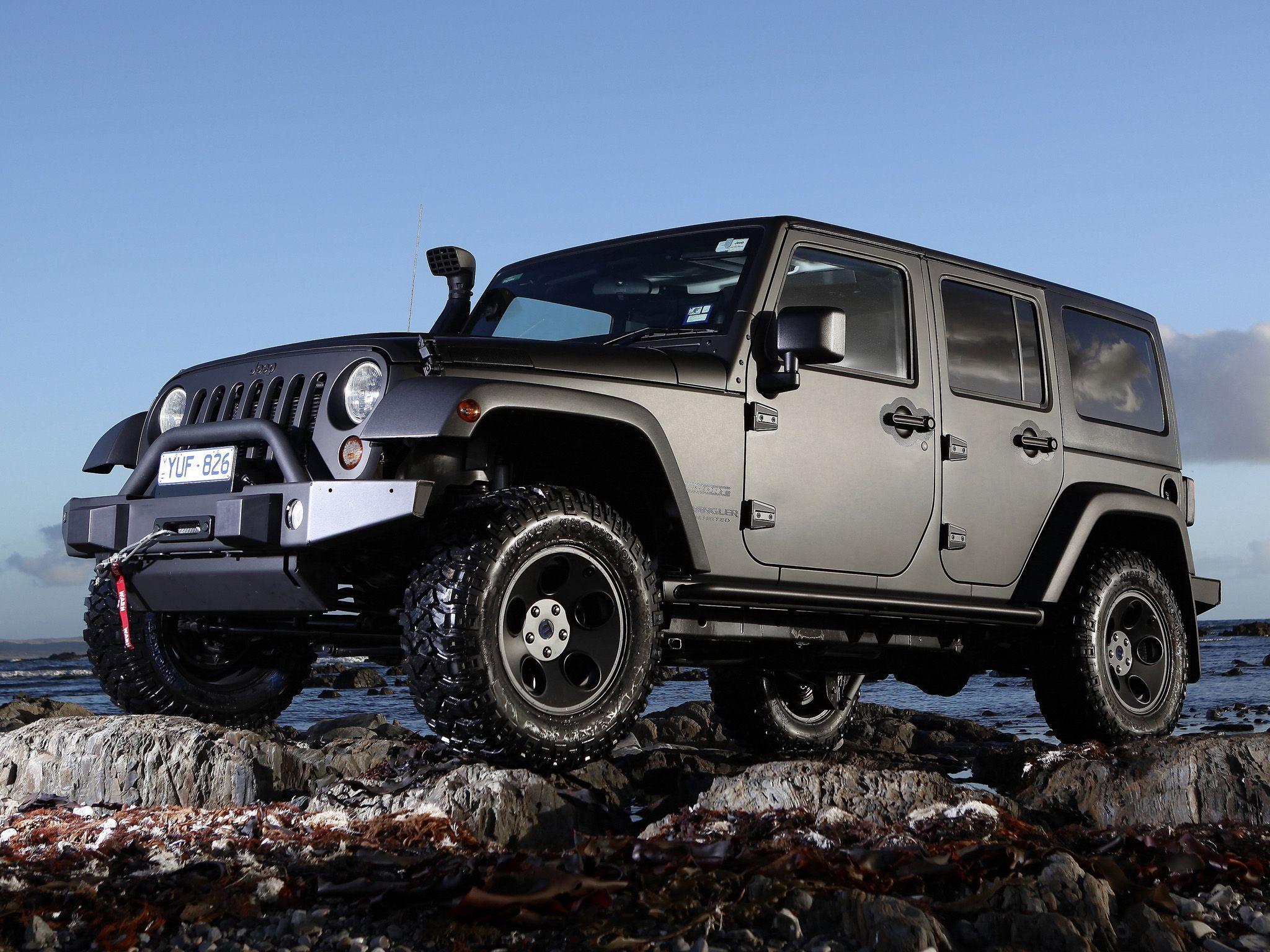 Jeep Wrangler Unlimited Rubicon Wallpaper Hd Resolution