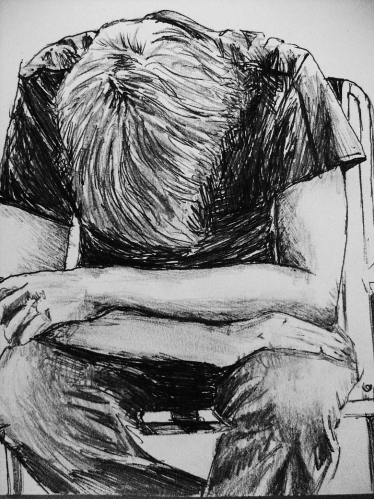 Sad Alone Boy Sketches Viewsitenew Sad Boy Love Cartoon 900928