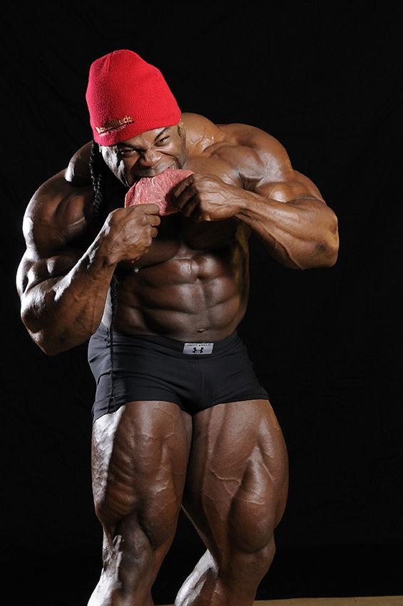 Kai Greene Videos - Carnivor Protein Kai Greene , HD Wallpaper & Backgrounds