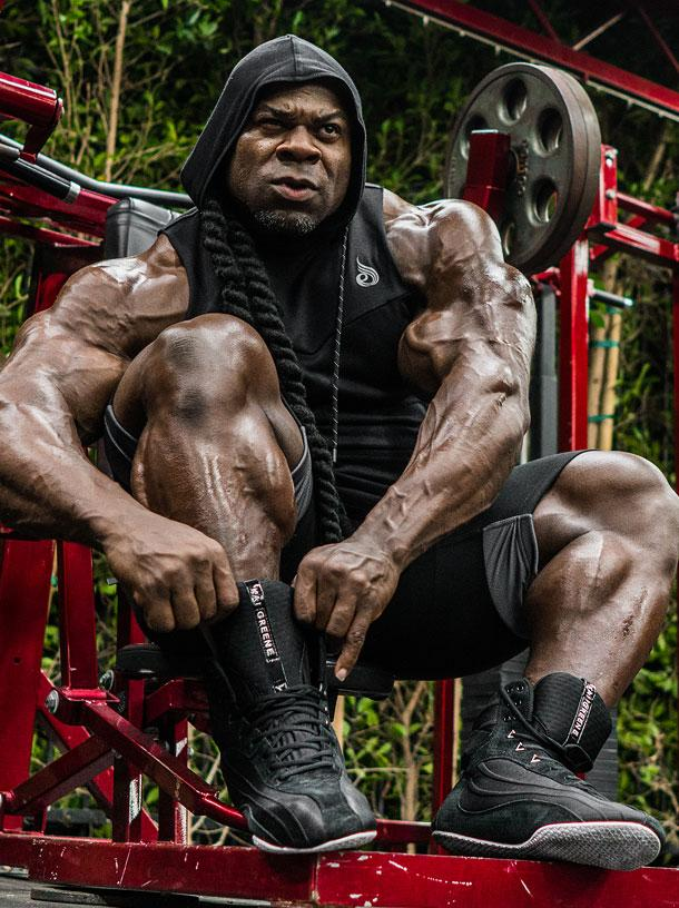 Kai Greene - Kai Greene Image Bodybuilder , HD Wallpaper & Backgrounds