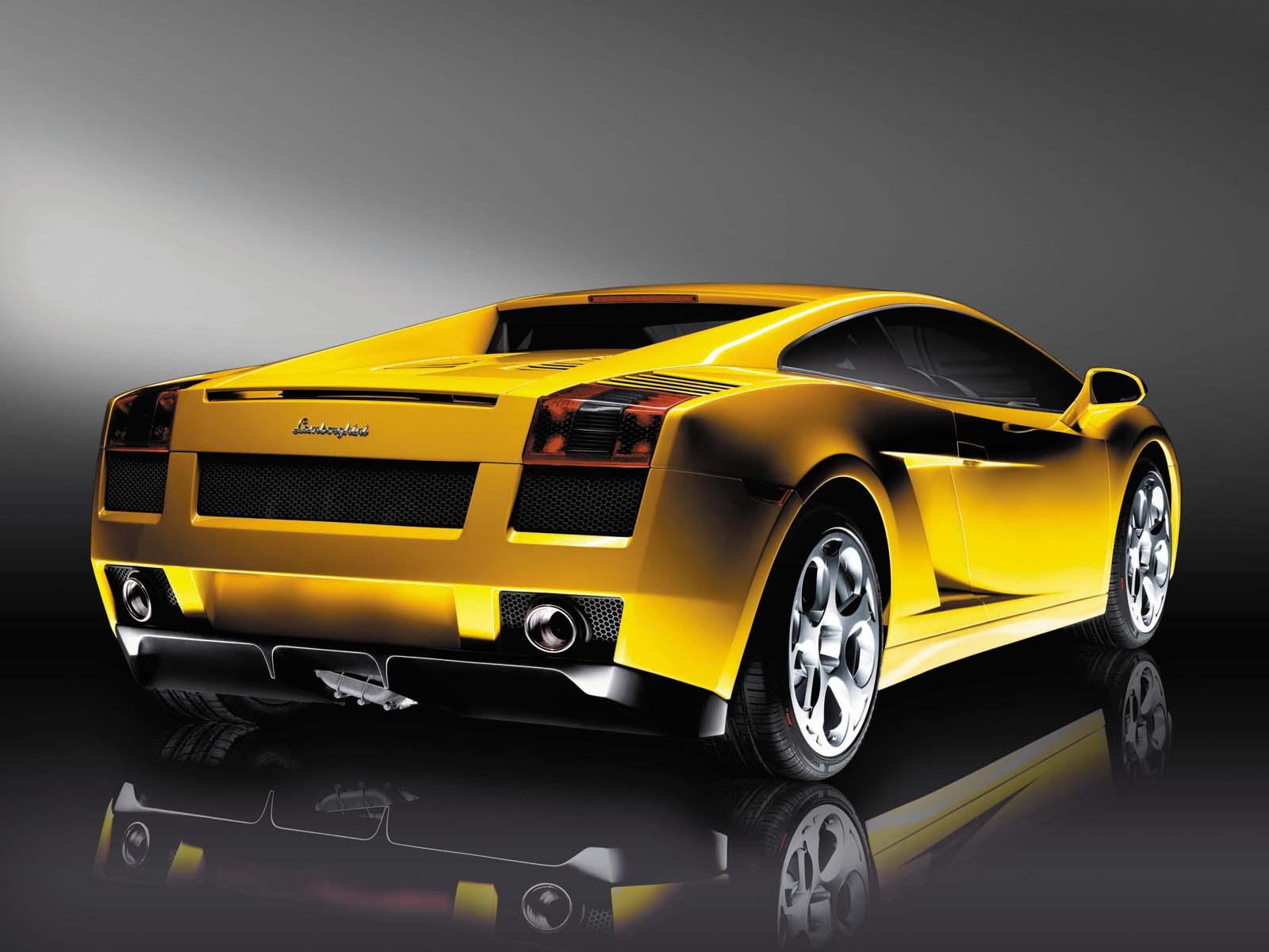 Wallpaper Mobil Lamborghini Keren - 2003 Lamborghini Gallardo , HD Wallpaper & Backgrounds