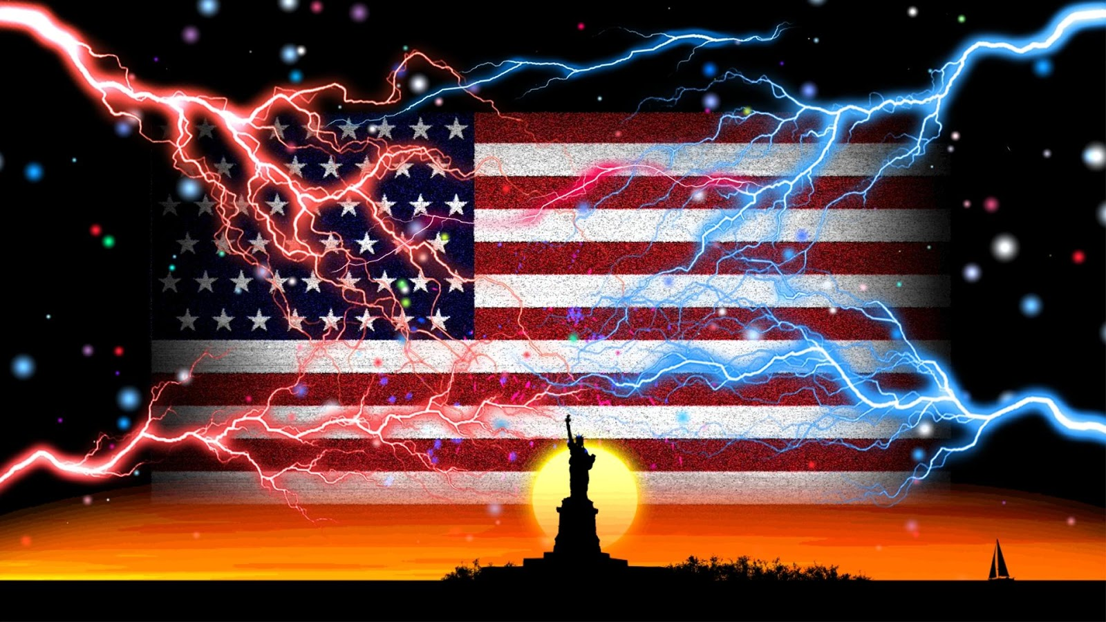 Usa Flag Wallpaper 3d 903816 Hd Wallpaper Backgrounds Download