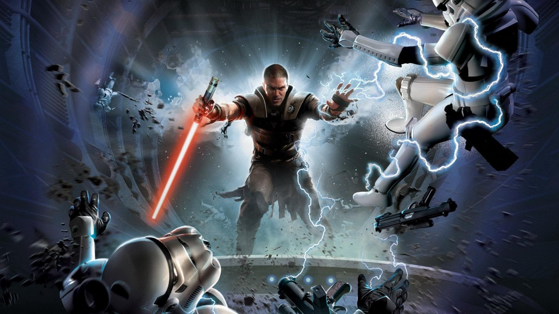 Hd Wallpapers For Pc Star Wars The Force Unleashed Banner
