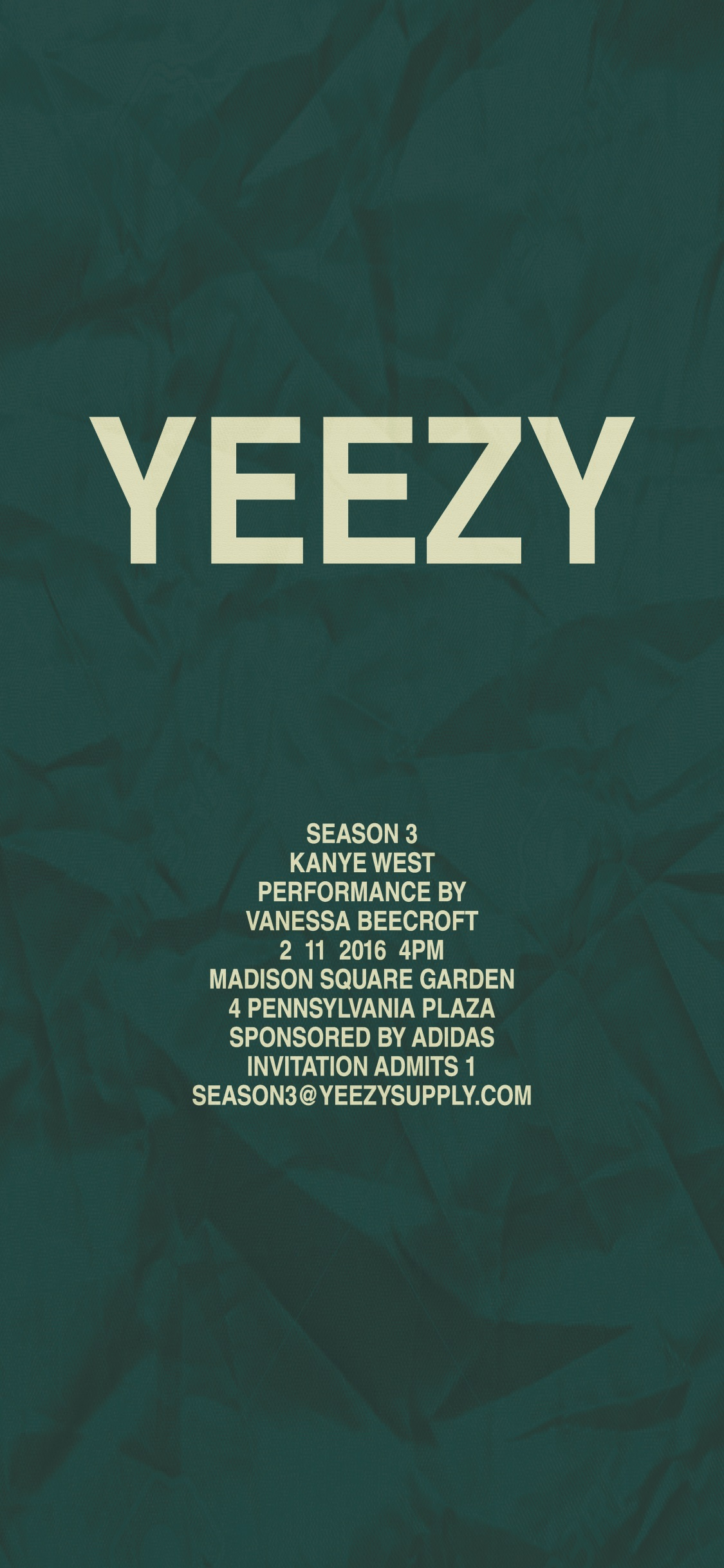 Hd 1080p 5 Inch Screen Wallpaper For Iphone - Yeezy Wallpaper Iphone X , HD Wallpaper & Backgrounds