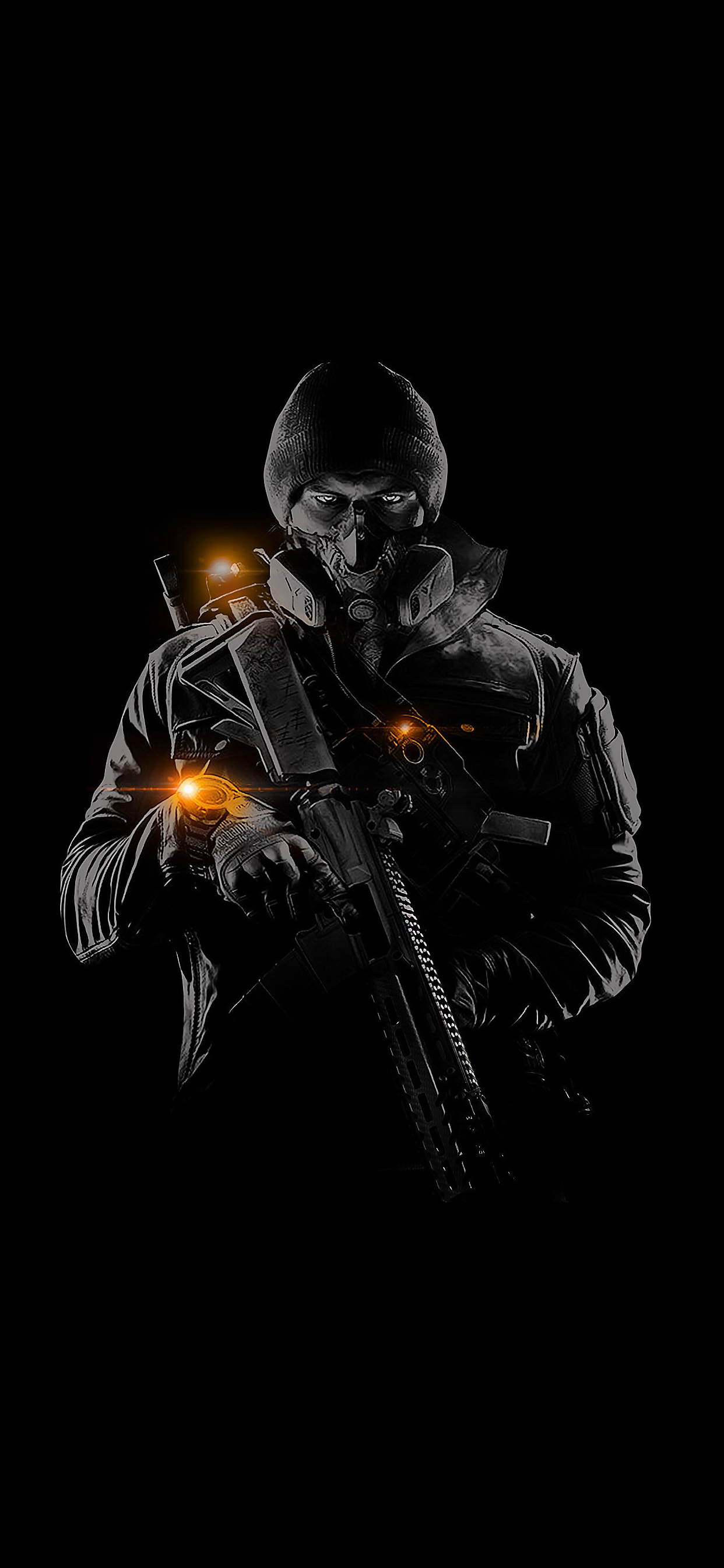 90 906915 the division 2 iphone xs max wallpaper s10