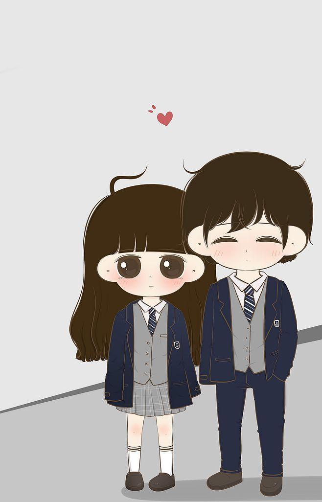 Anime Love Couple Couple Cartoon Couple Art Love Cartoon