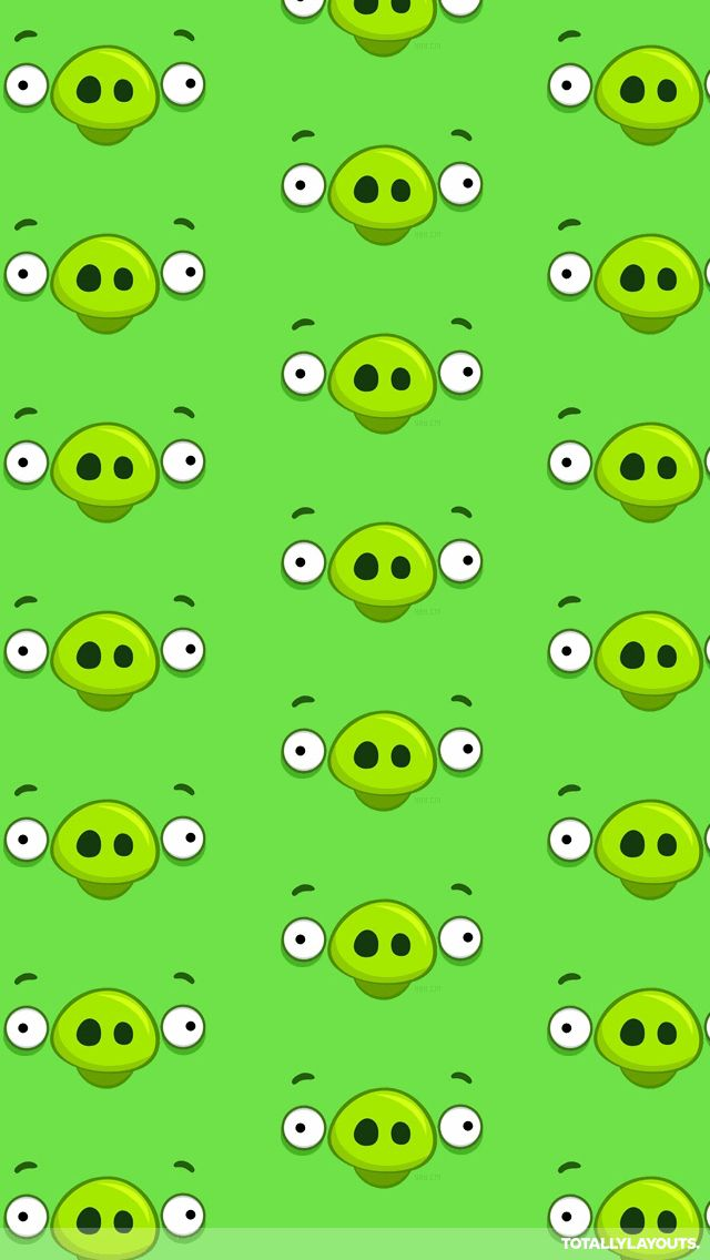 Angry Birds Pig Background , HD Wallpaper & Backgrounds