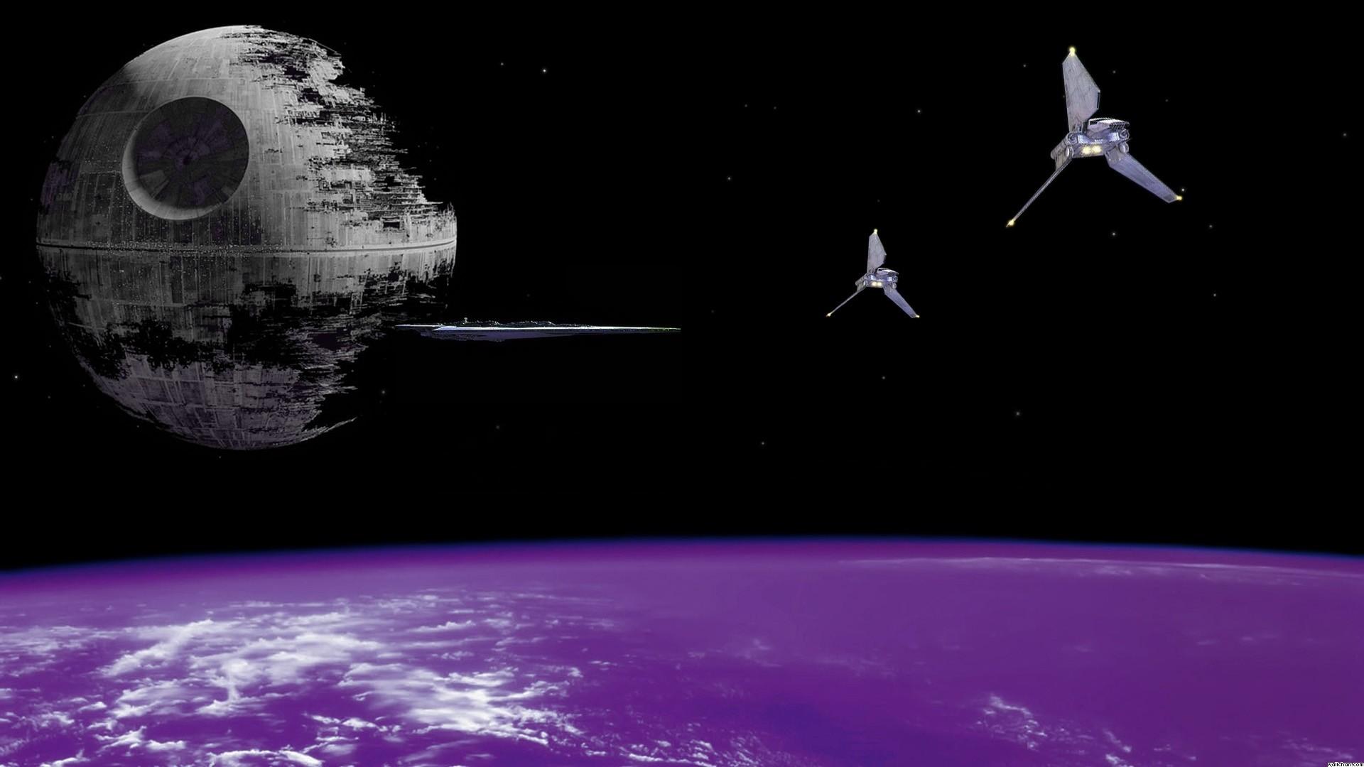 Star Wars Death Star Live 909850 Hd Wallpaper Backgrounds Download