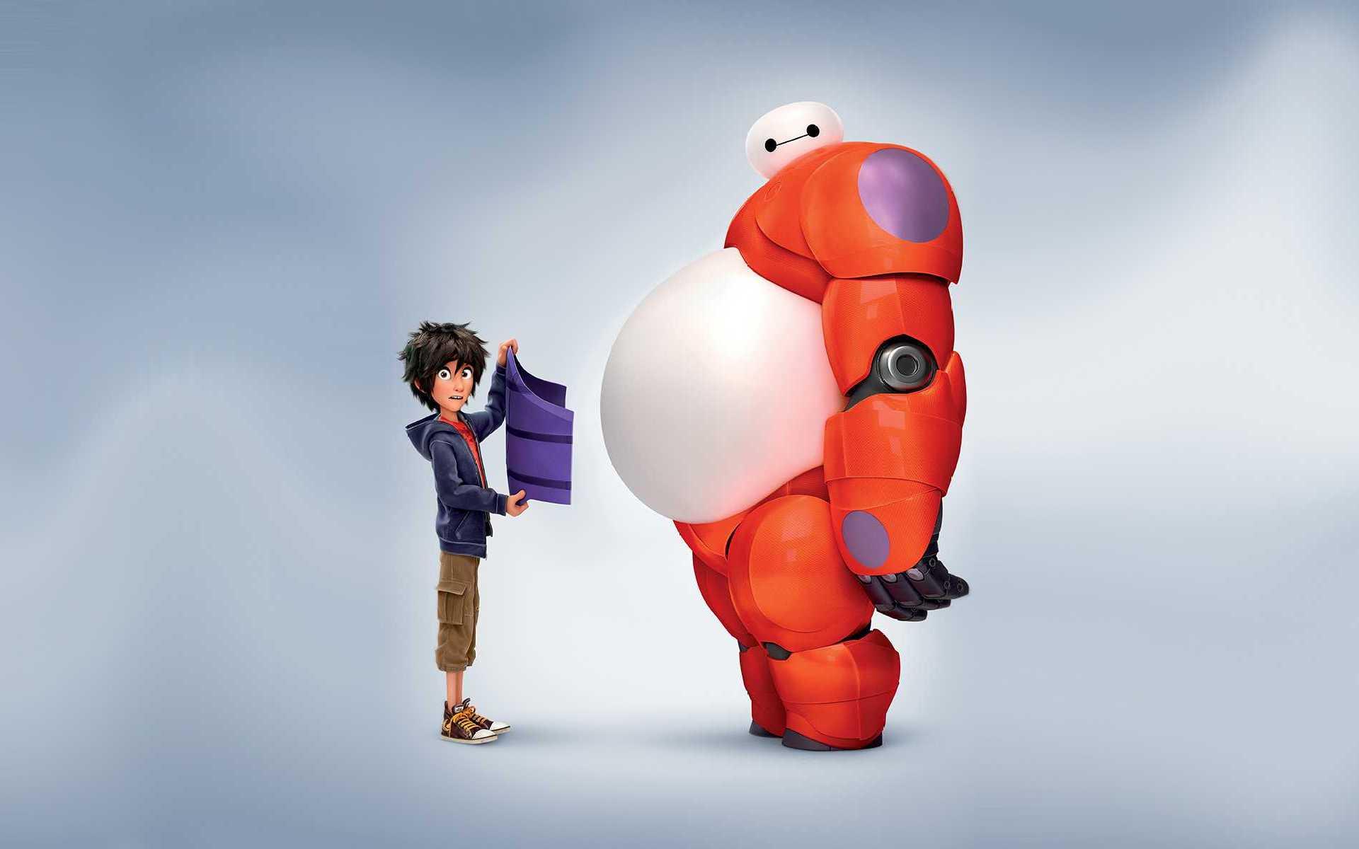 Funny Animation Movie 2014 Big Hero 6 Hd Big Hero 6