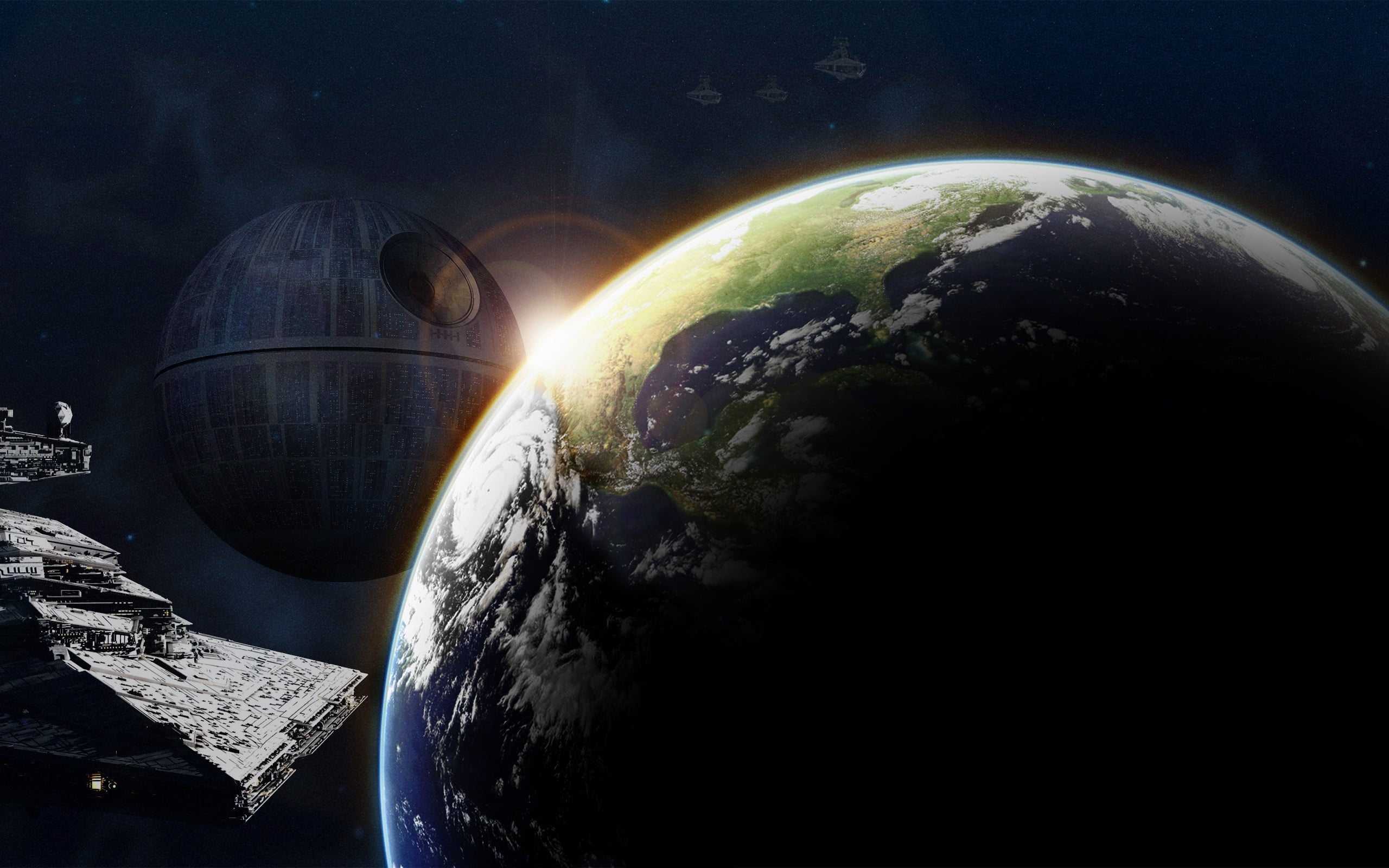 Black And White Ceramic Bowl, Star Wars, Earth, Space - Michael Jackson And World , HD Wallpaper & Backgrounds