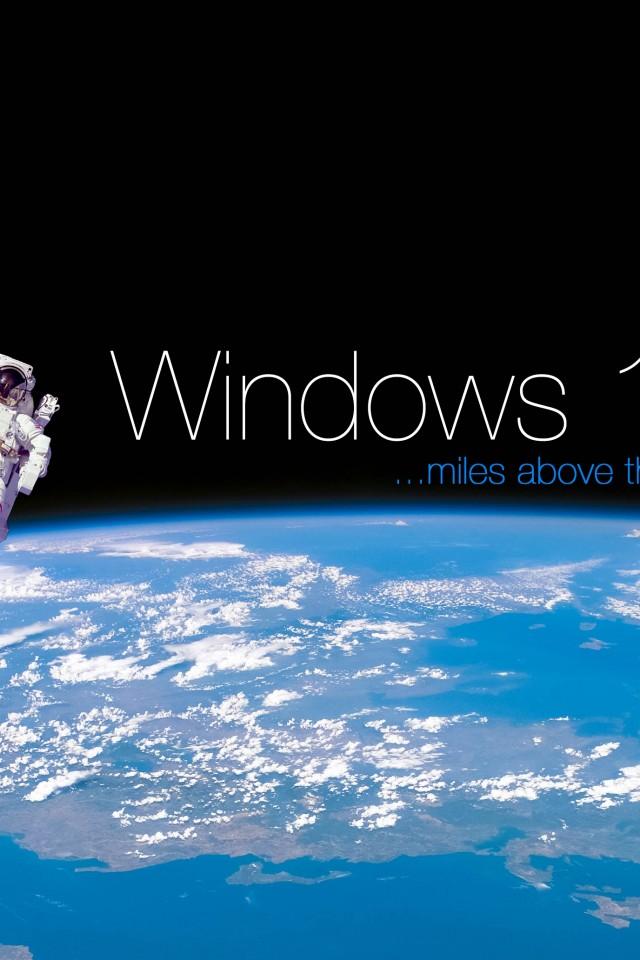 Windows 10 Space 4k Wallpaper - 4k Ultra Hd Windows 10 , HD Wallpaper & Backgrounds