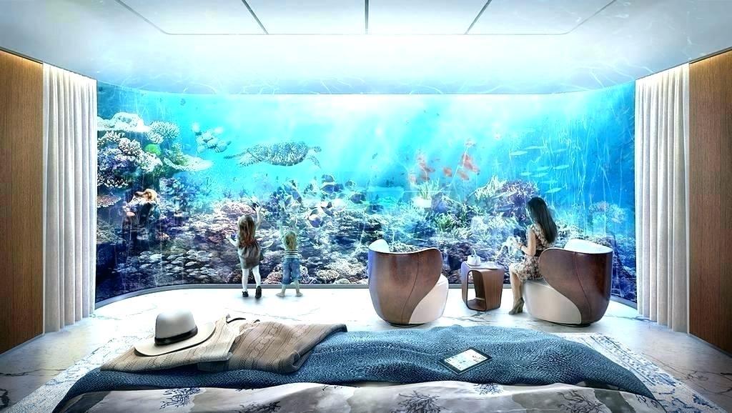 Home Wallpaper Price Aquarium Bedroom Price Wallpaper - Floating Seahorse , HD Wallpaper & Backgrounds