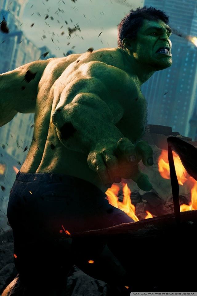 Mobile Hvga - Hulk Wallpaper For Iphone , HD Wallpaper & Backgrounds