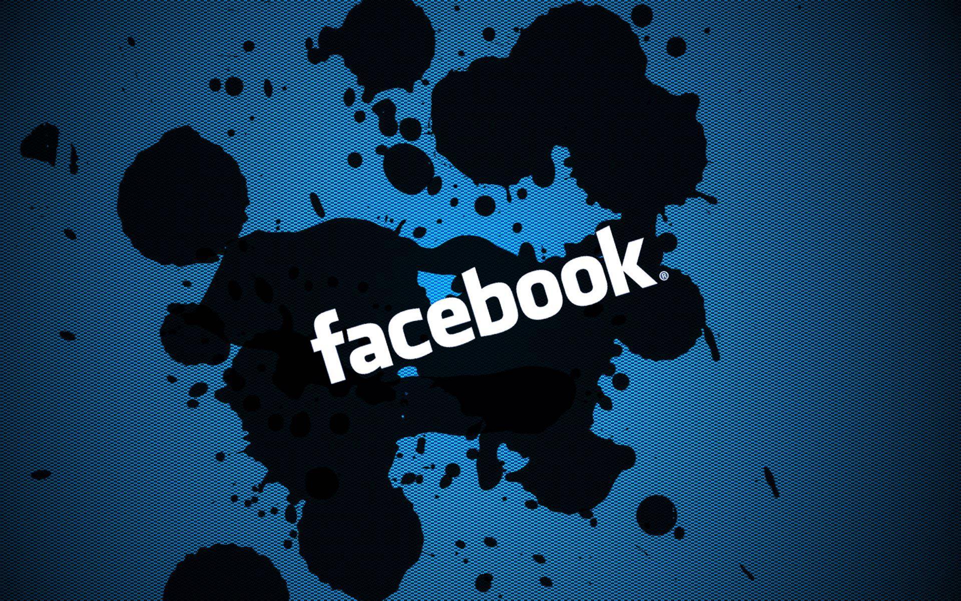 Facebook Profile Wallpaper Picture Wallpapers Pic Hwb39193 - Facebook Logo , HD Wallpaper & Backgrounds