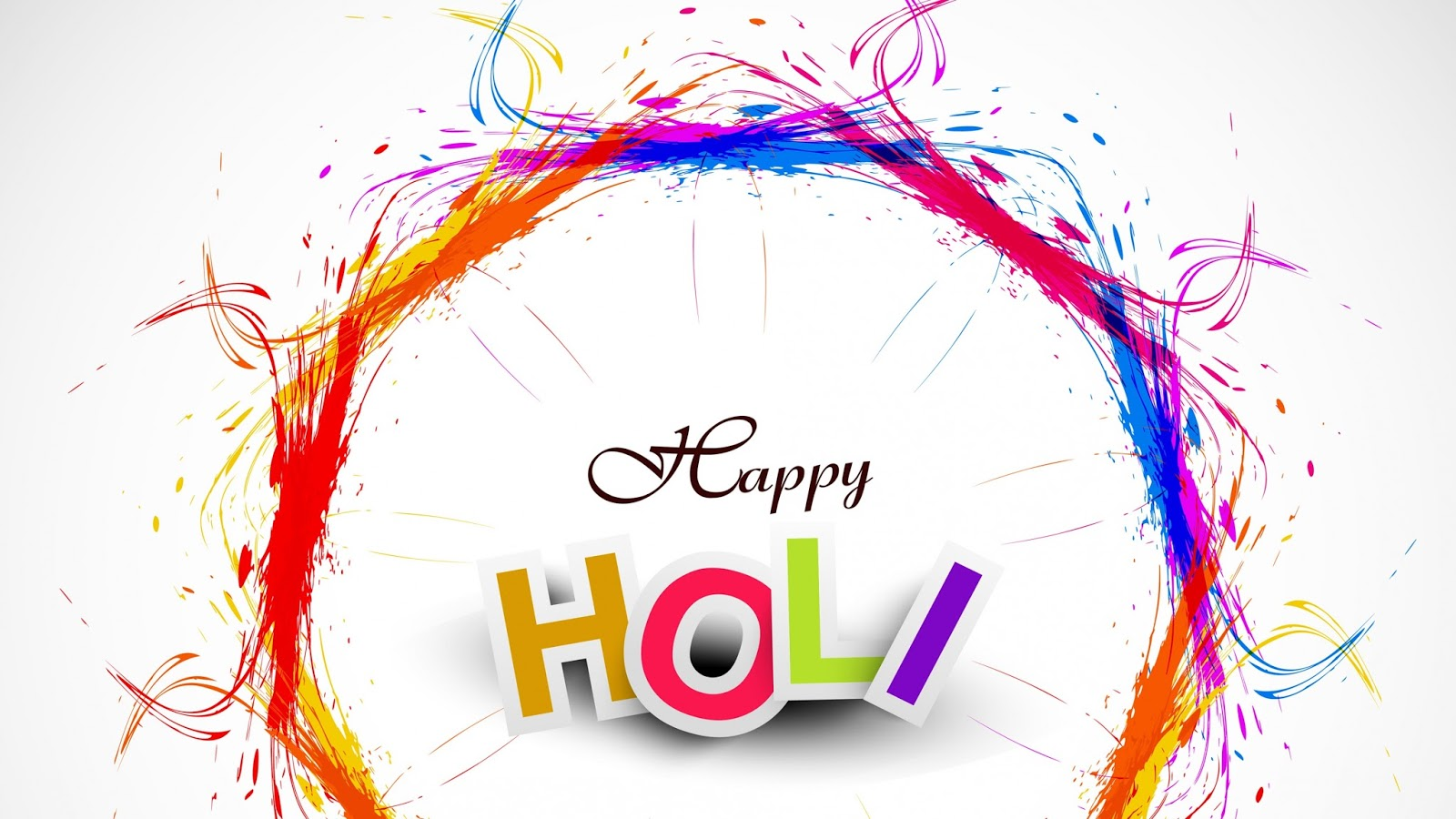 Holi Wallpaper For Facebook Profile - Holi Hd , HD Wallpaper & Backgrounds