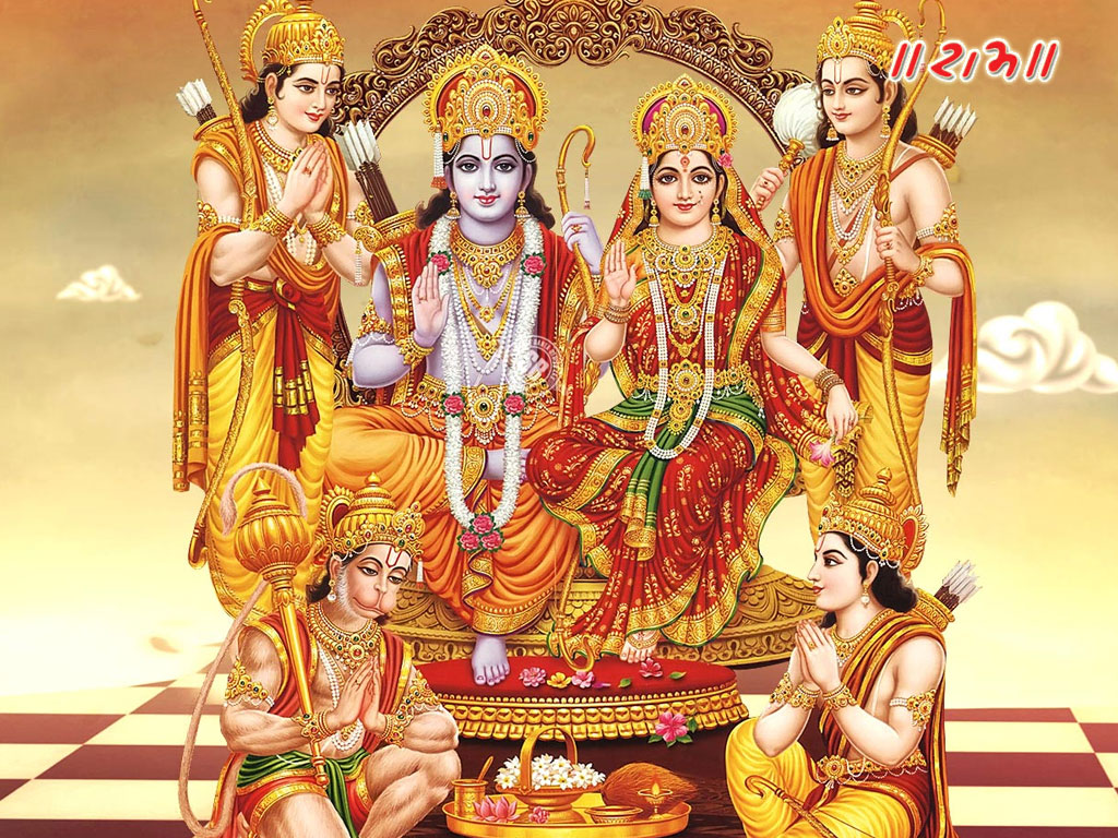 Sita Ram Wallpapers Lord Rama 916528 Hd Wallpaper