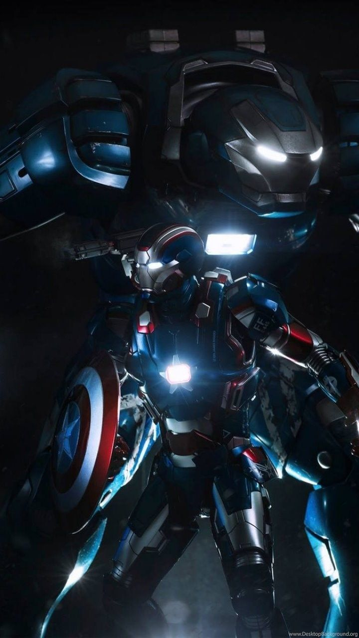 Iphone 5 Movie Iron Man 3 Wallpapers Id Iron Man Desktop