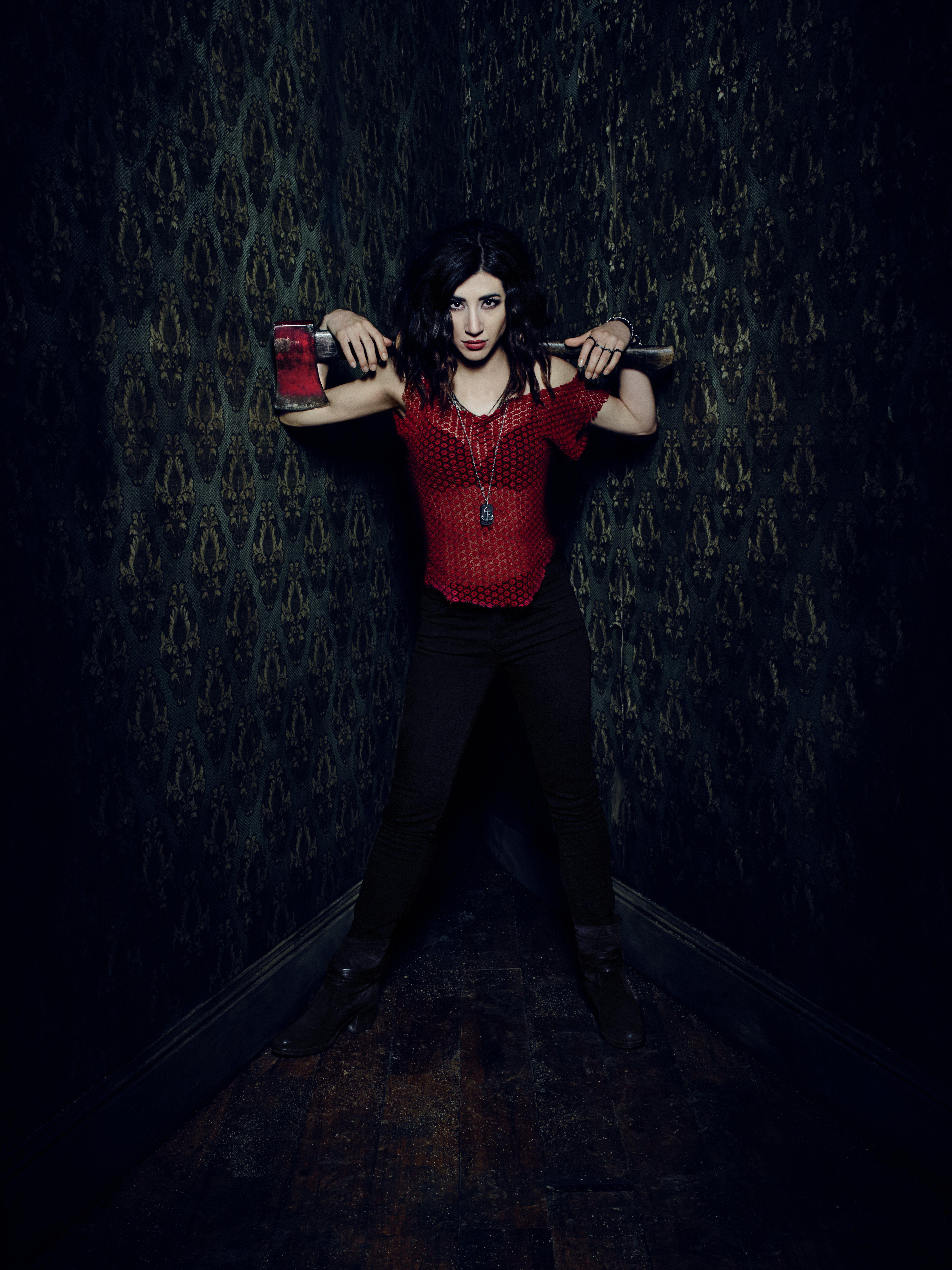 Evil Dead S1 Dana Delorenzo As Kelly Maxwell 920349 Hd