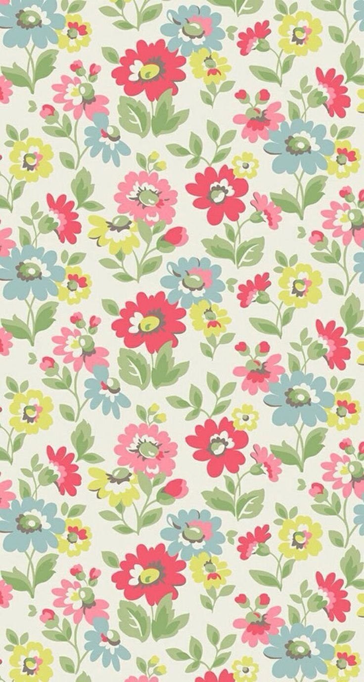 Cath Kidston Floral Patterns , HD Wallpaper & Backgrounds