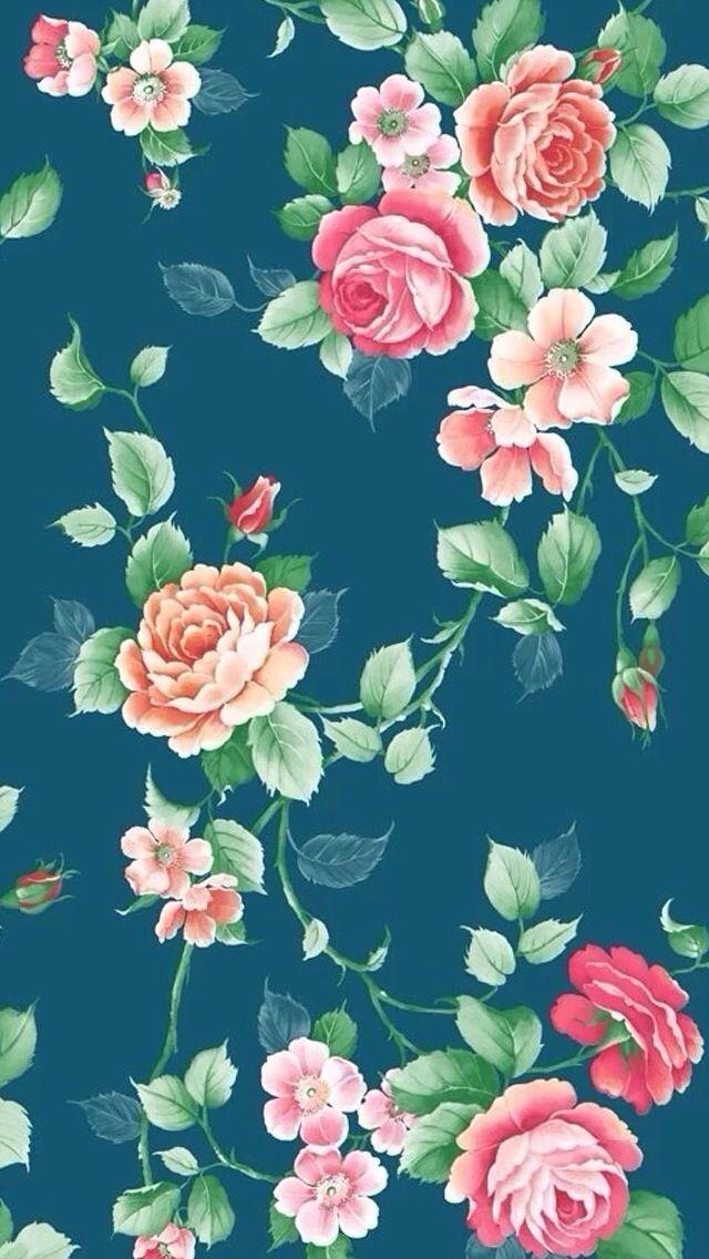 Iphone 5s Wallpaper Pinterest - Iphone X Wallpaper Floral , HD Wallpaper & Backgrounds