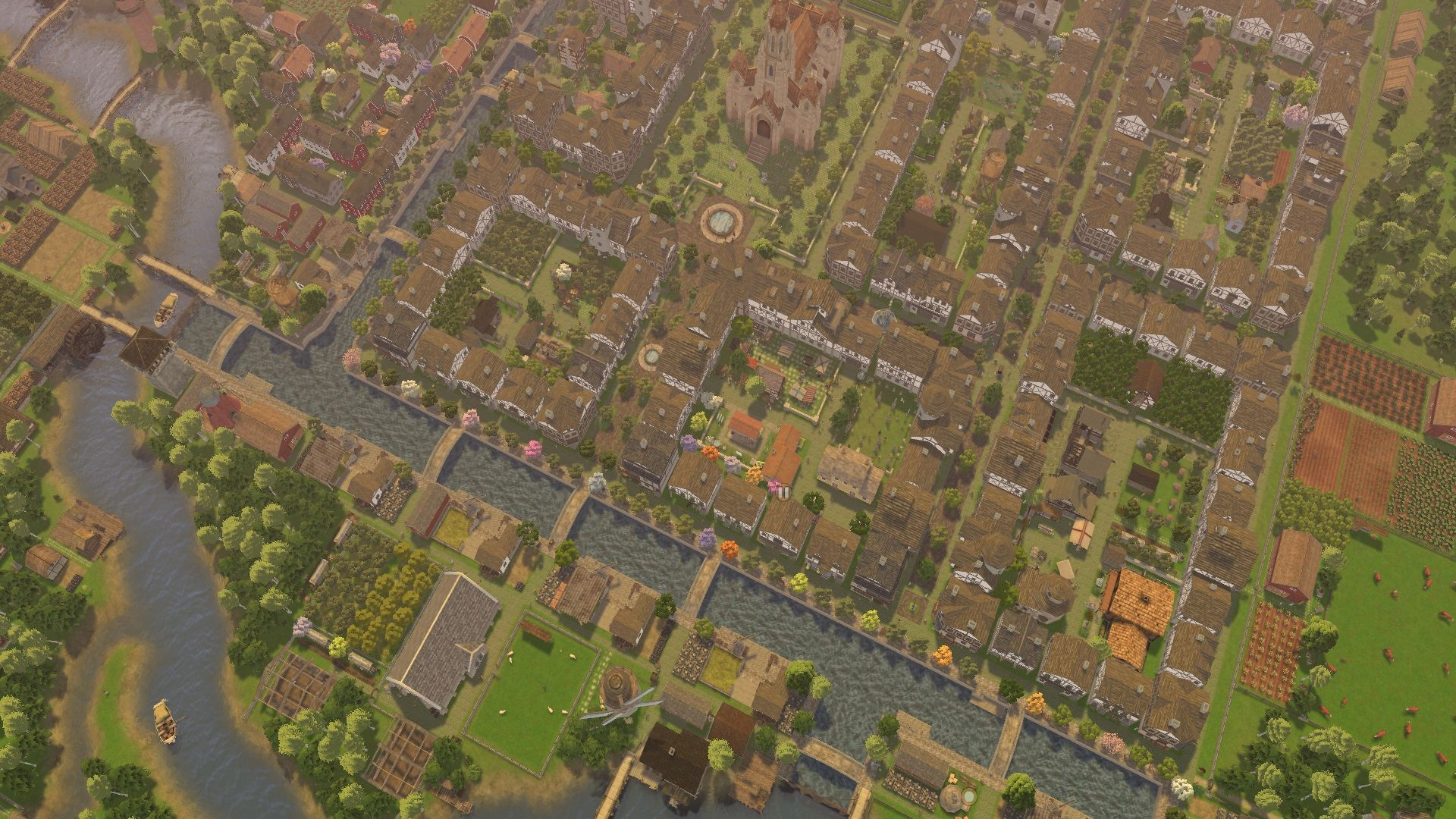 62 Best [media] Game Banished Images On Pinterest - Banished Game Town Layout , HD Wallpaper & Backgrounds
