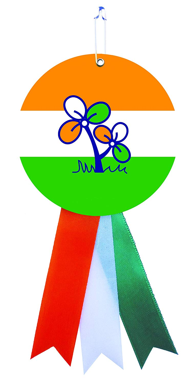 Buy Ltm All India Trinamool Congress Board Printing - Trinamool Congress Tmc Logo , HD Wallpaper & Backgrounds