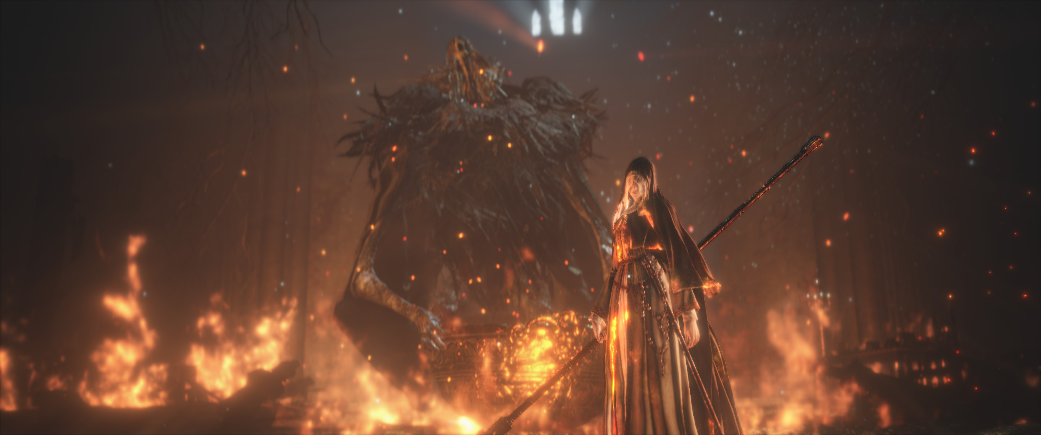 Welcome To Reddit Sister Friede And Father Ariandel 926050