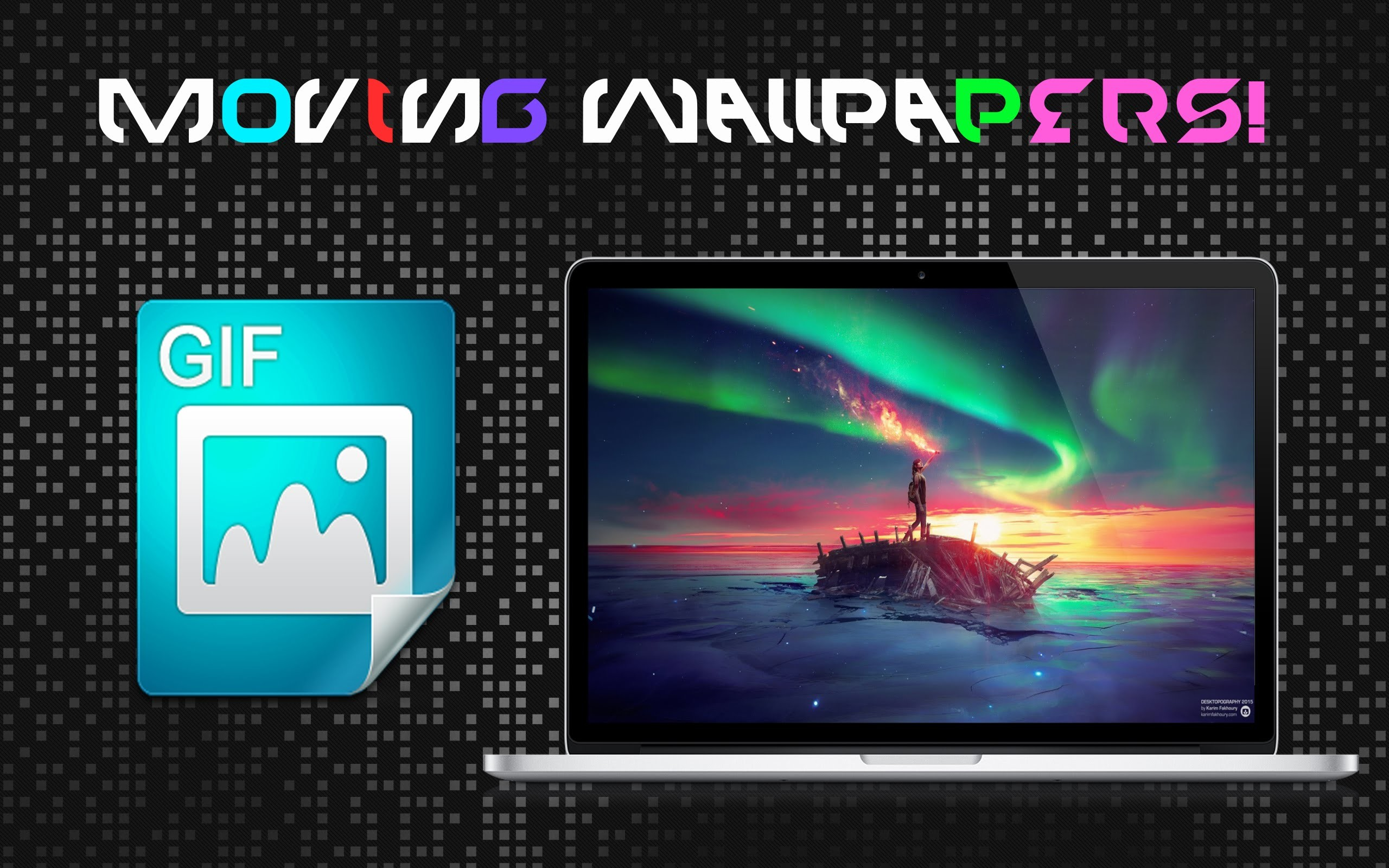 Free Download Animated Wallpapers For Windows 7 Ultimate - Flat Panel Display , HD Wallpaper & Backgrounds