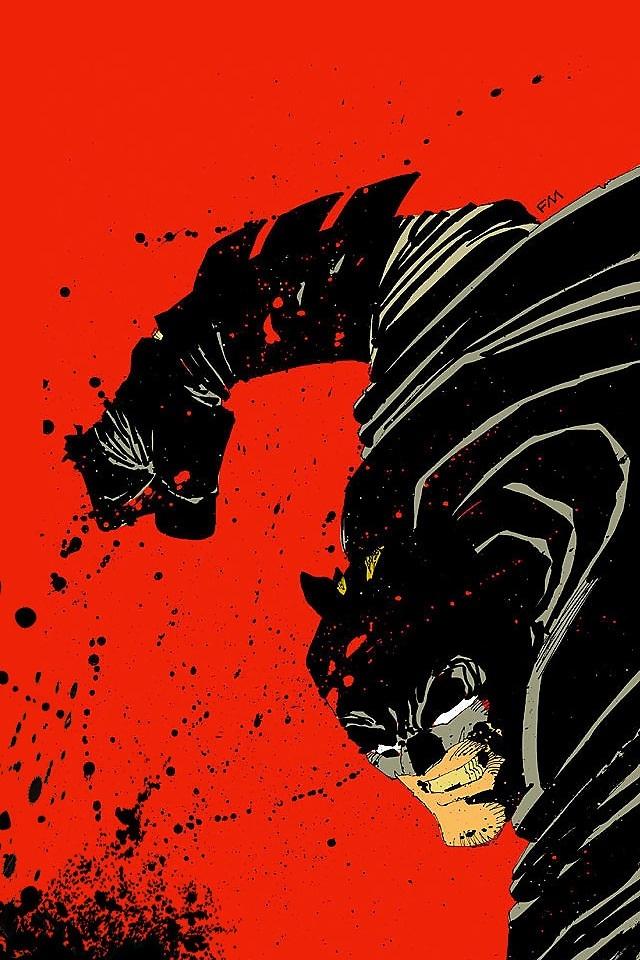 Batman - Dark Knight Returns Absolute , HD Wallpaper & Backgrounds