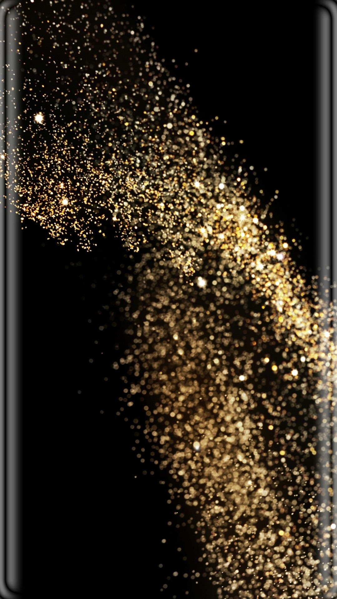 Black And Gold Wallpaper Hd Android Desktop Abstract