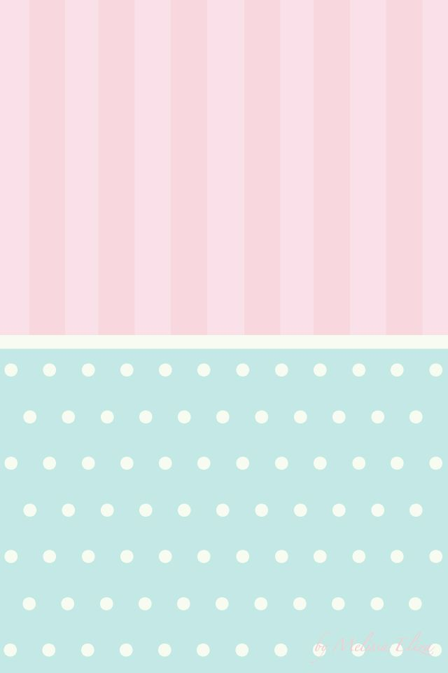 Pastel - Polka Dot , HD Wallpaper & Backgrounds