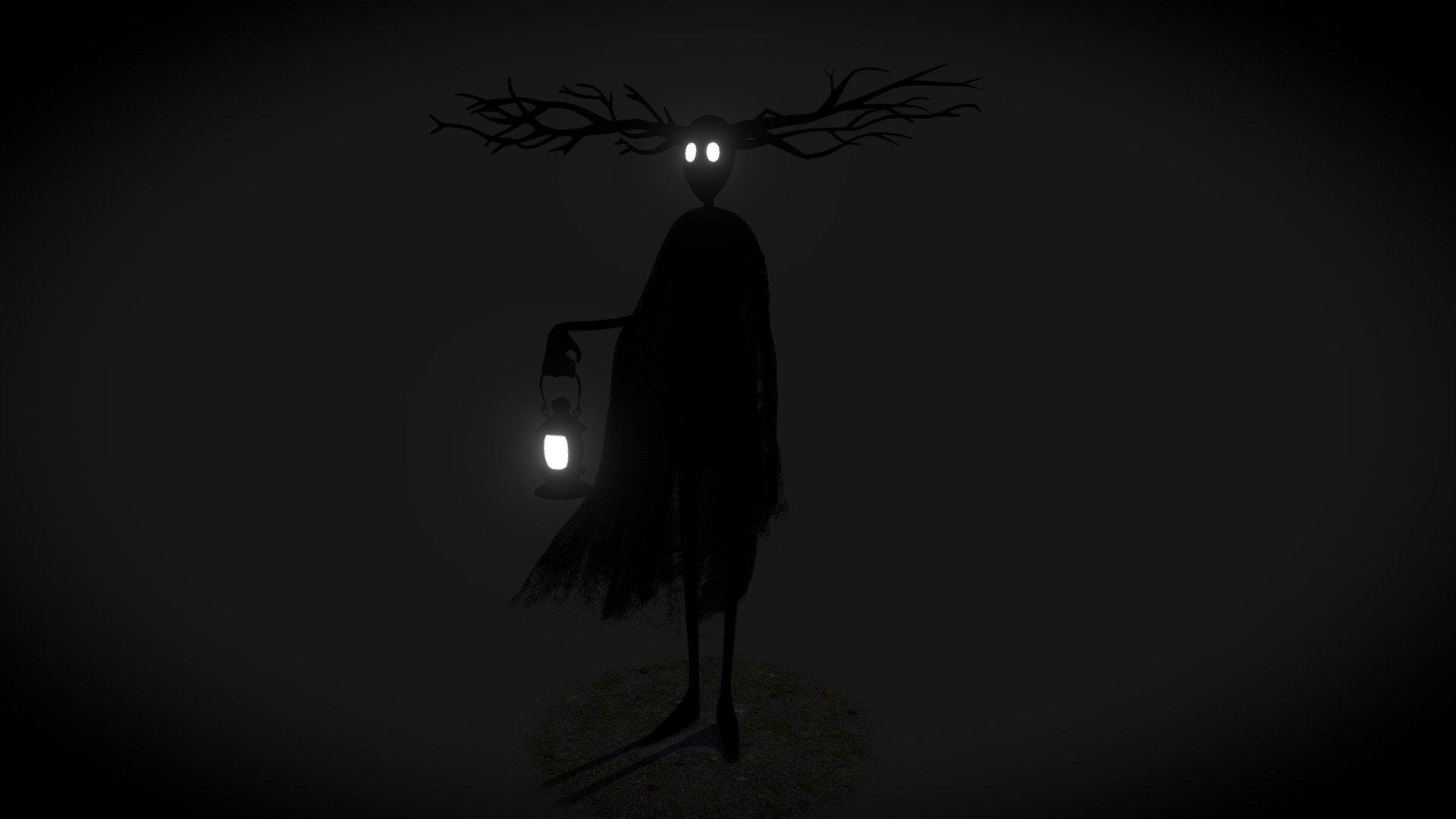 The Beast Over The Garden Wall Darkness 939569 Hd Wallpaper