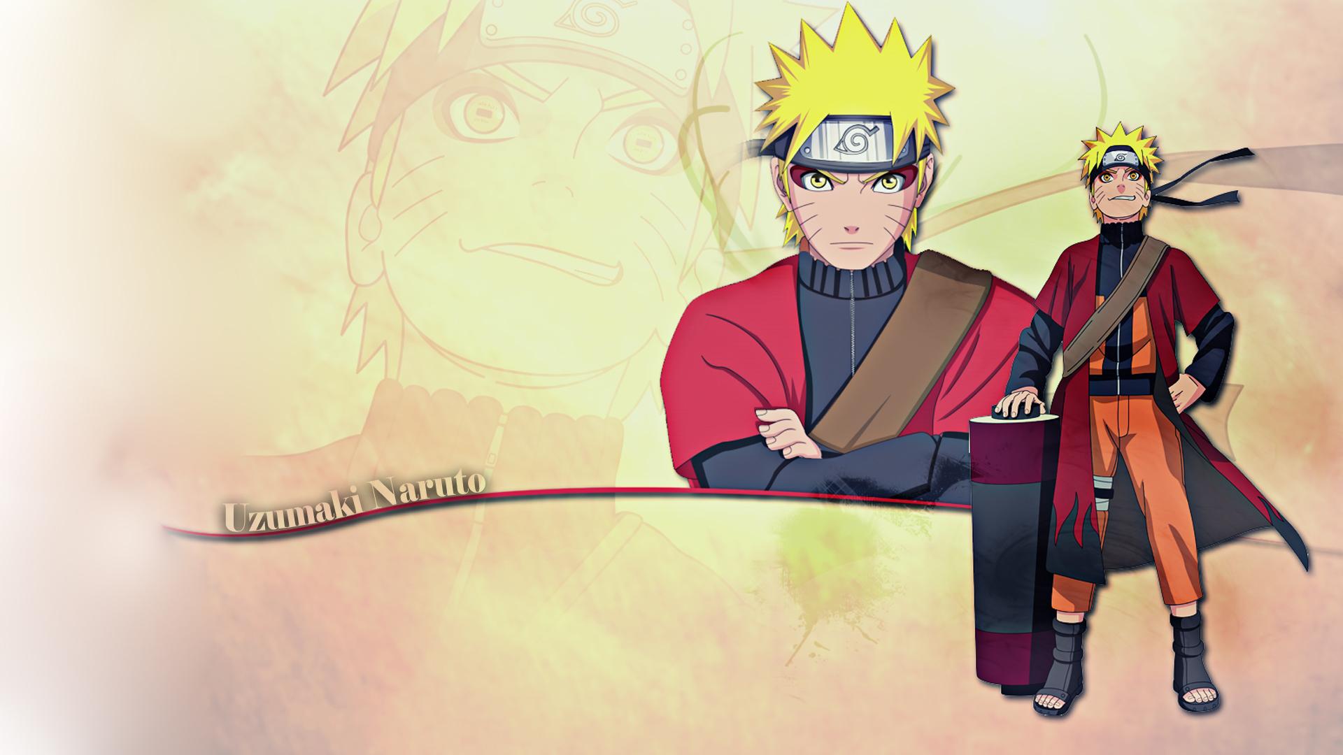 Naruto Sennin Hd Image Wallpaper Naruto Sage Mode 939938